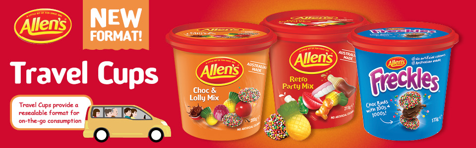 Allens Travel Cups